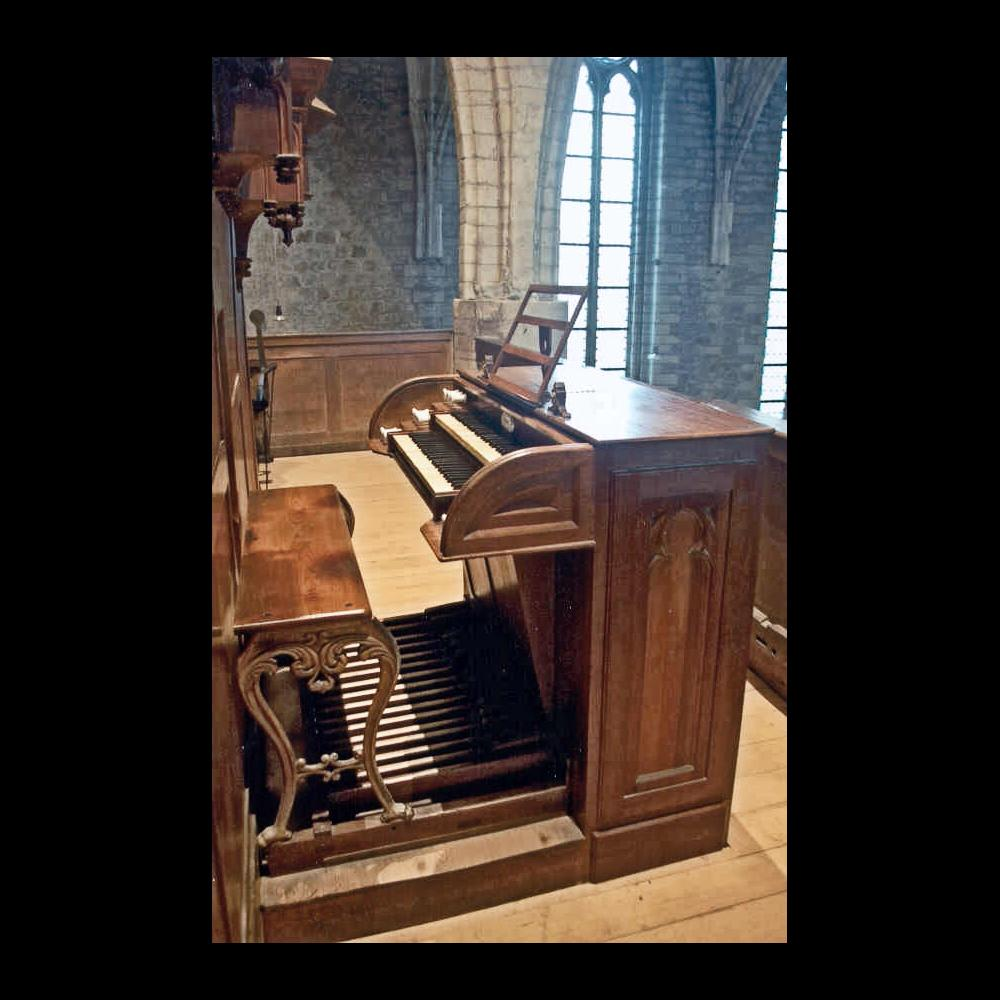 ORGEL (3) OPLINTER